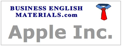 An all-skills English lesson on Apple Inc.